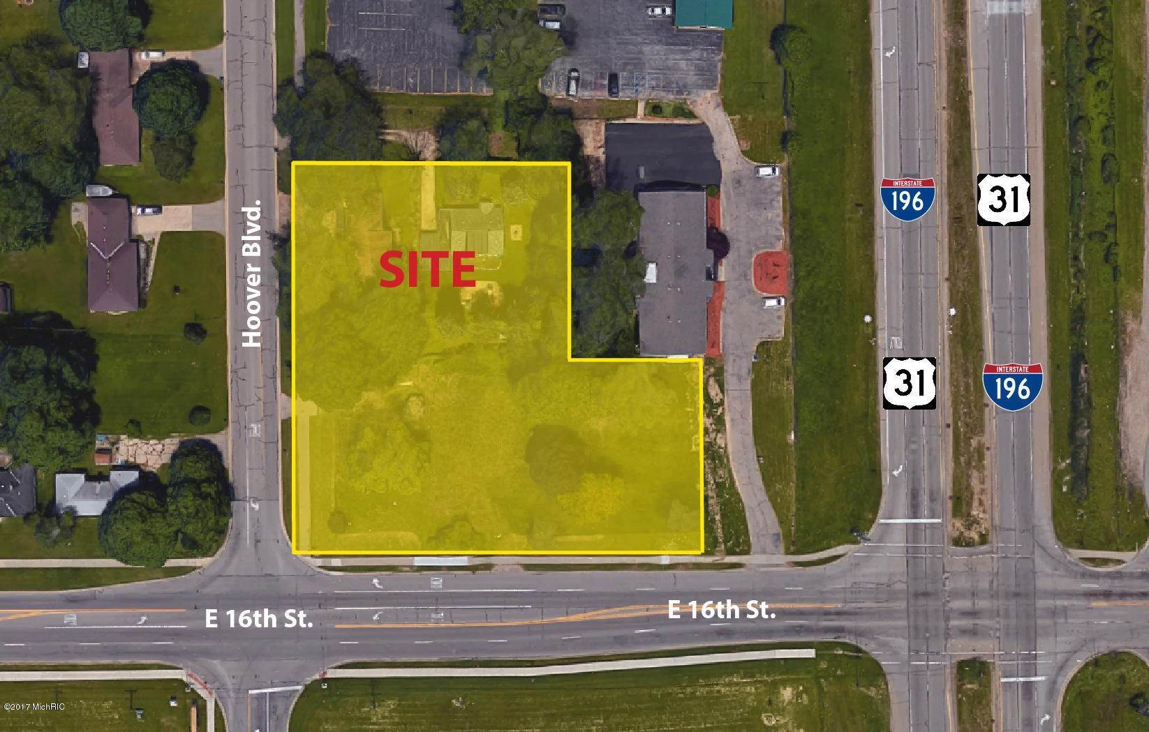 Land for Sale at 595 16th Holland, Michigan 49423 United States