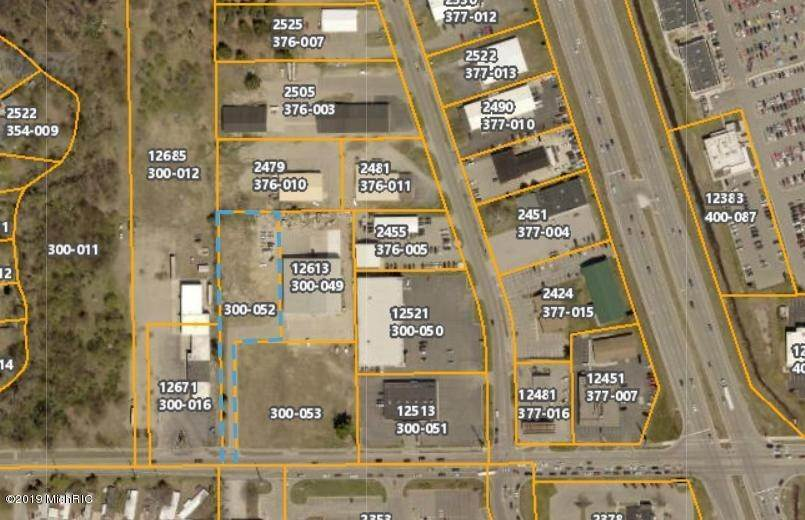 Land for Sale at James Holland, Michigan 49424 United States