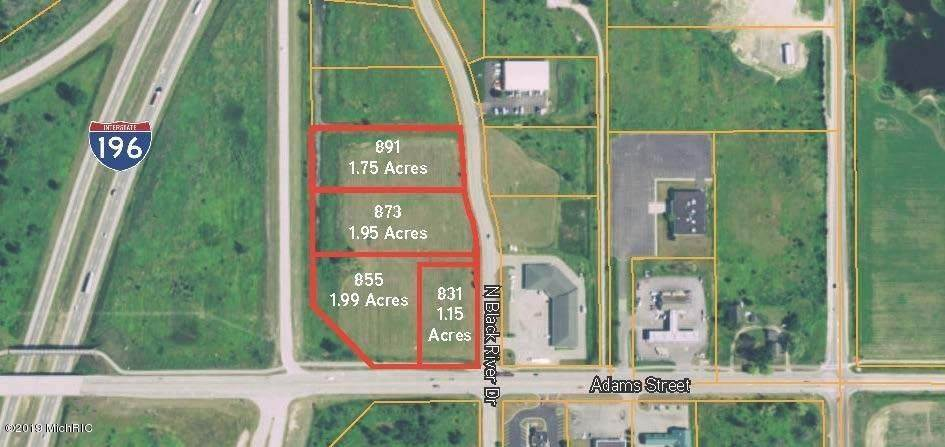 Land for Sale at 831-891 Black River Holland, Michigan 49424 United States