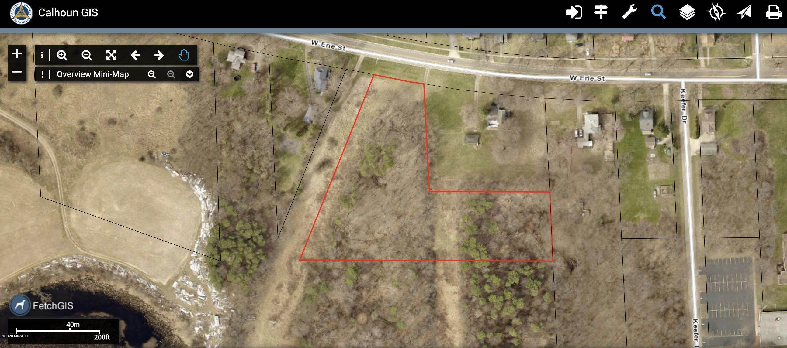 Land for Sale at 923 Erie Albion, Michigan 49224 United States