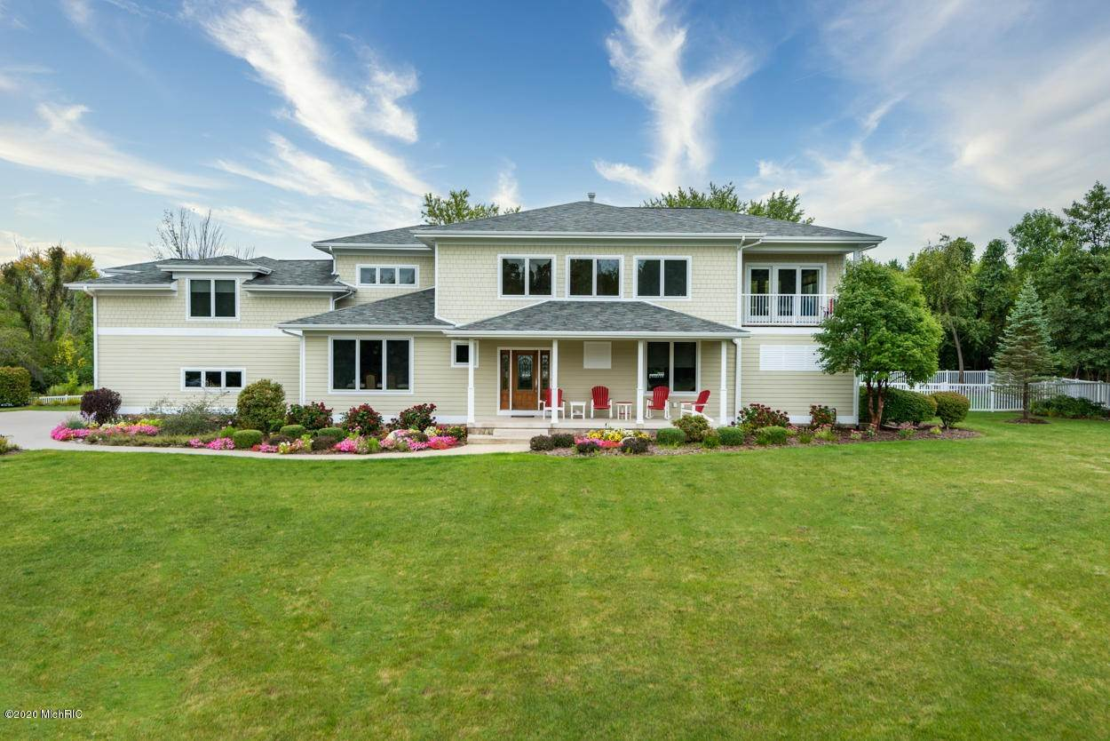 Single Family Homes for Sale at Lake Michigan, South Haven, Michigan United States