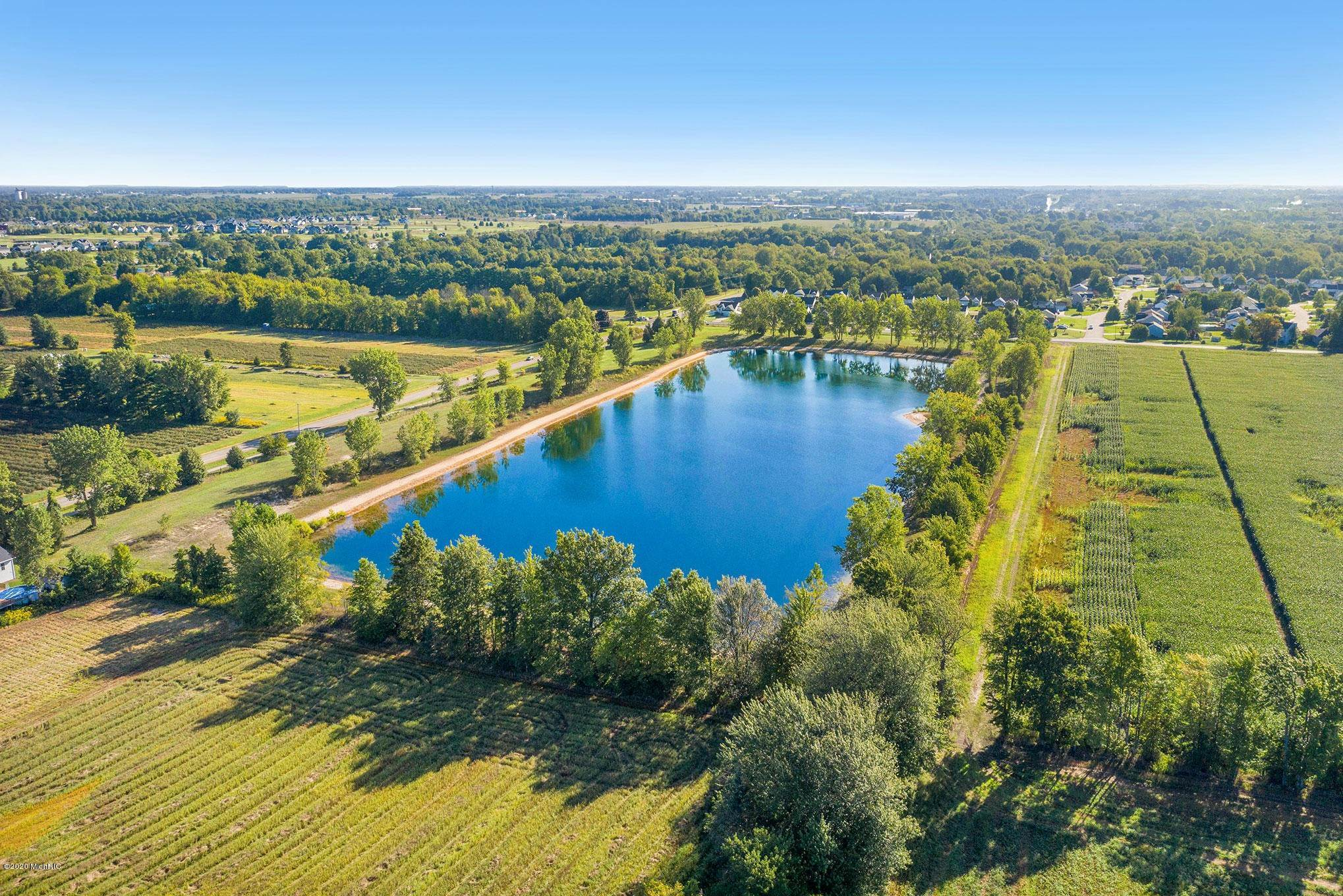 Land for Sale at Parcel 5 Topper Lake Holland, Michigan 49424 United States