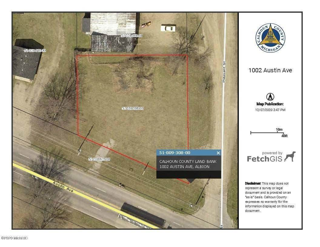 Land for Sale at 1002 Austin Albion, Michigan 49224 United States