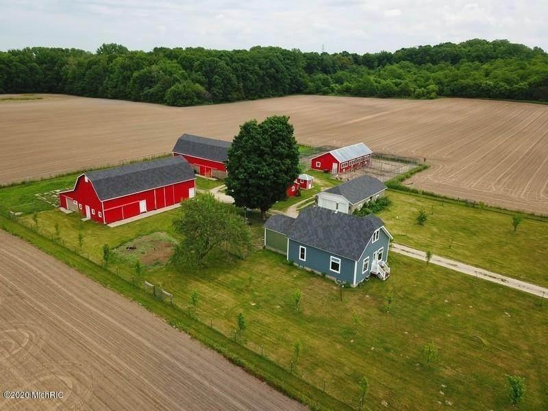Farm and Ranch Properties por un Venta en Baroda, Michigan Estados Unidos