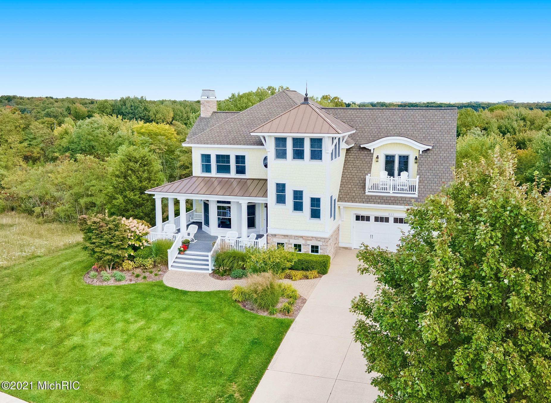 Single Family Homes por un Venta en Lake Michigan, South Haven, Michigan Estados Unidos