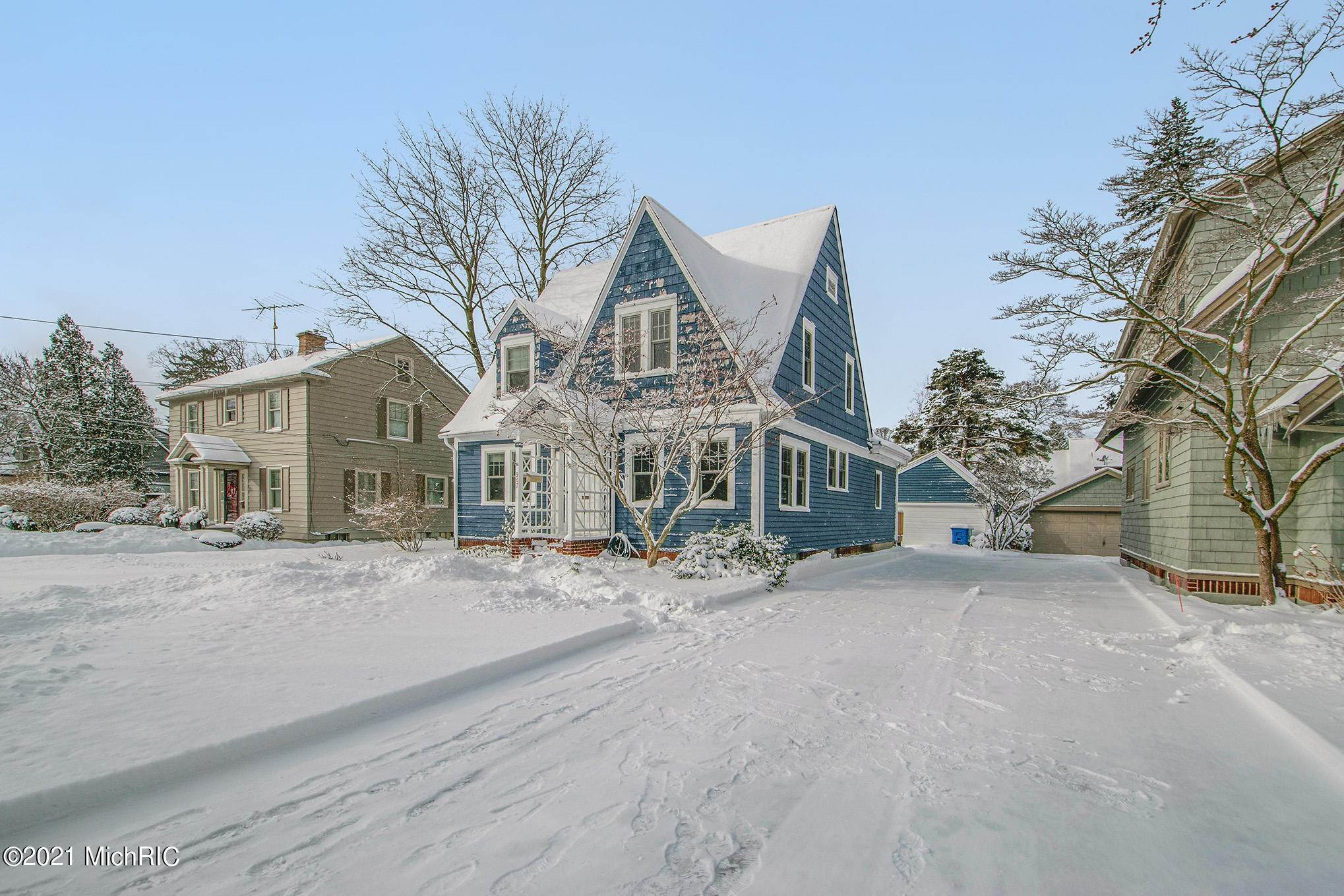 Single Family Homes por un Venta en East Grand Rapids, Michigan Estados Unidos
