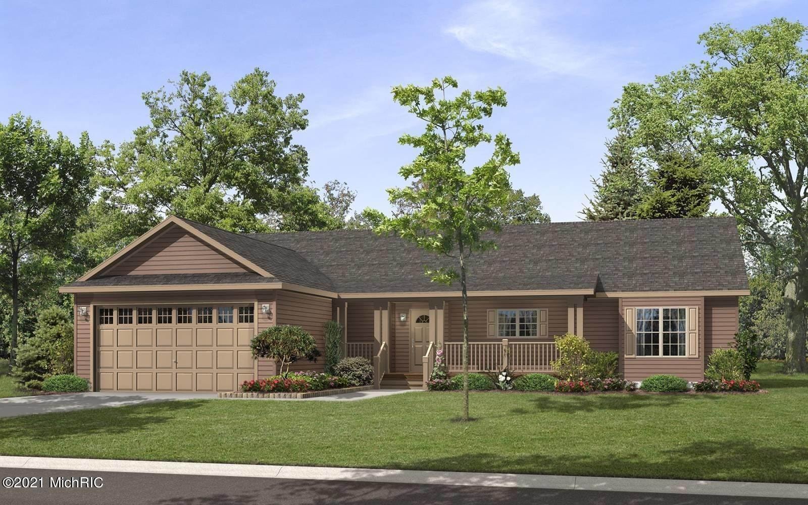 Single Family Homes for Sale at Union City, Michigan United States