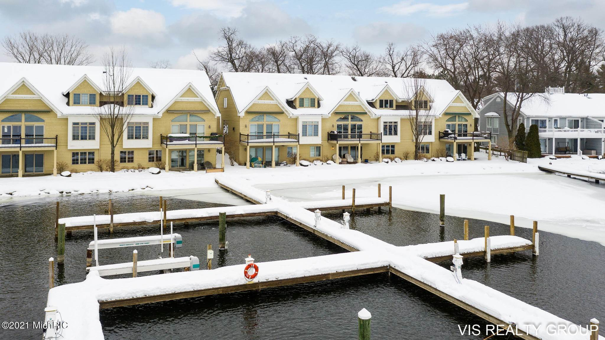 Single Family Homes for Sale at Spring Lake, Michigan United States