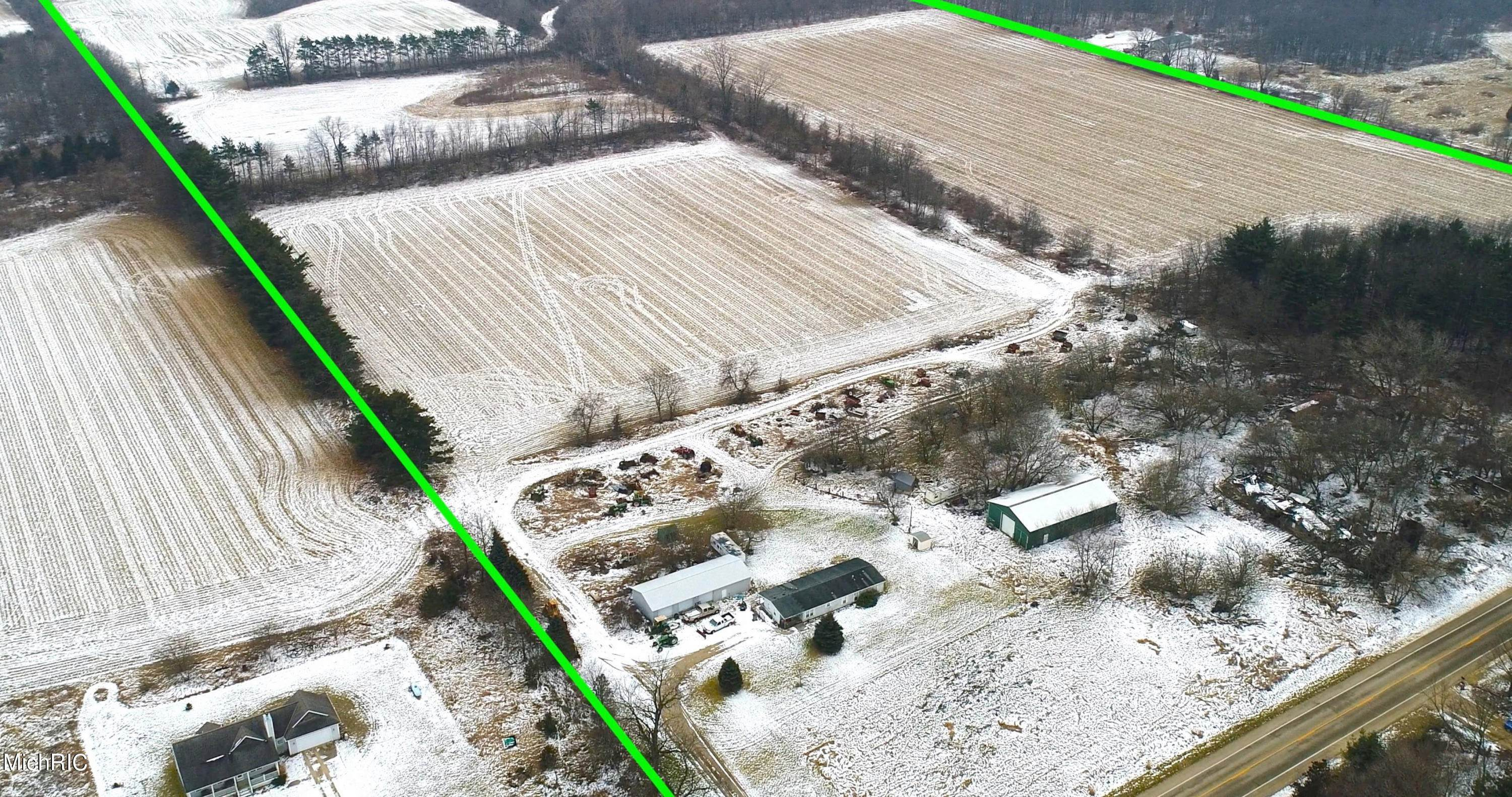 Farm and Ranch Properties for Sale at 5880 128th Fennville, Michigan 49408 United States