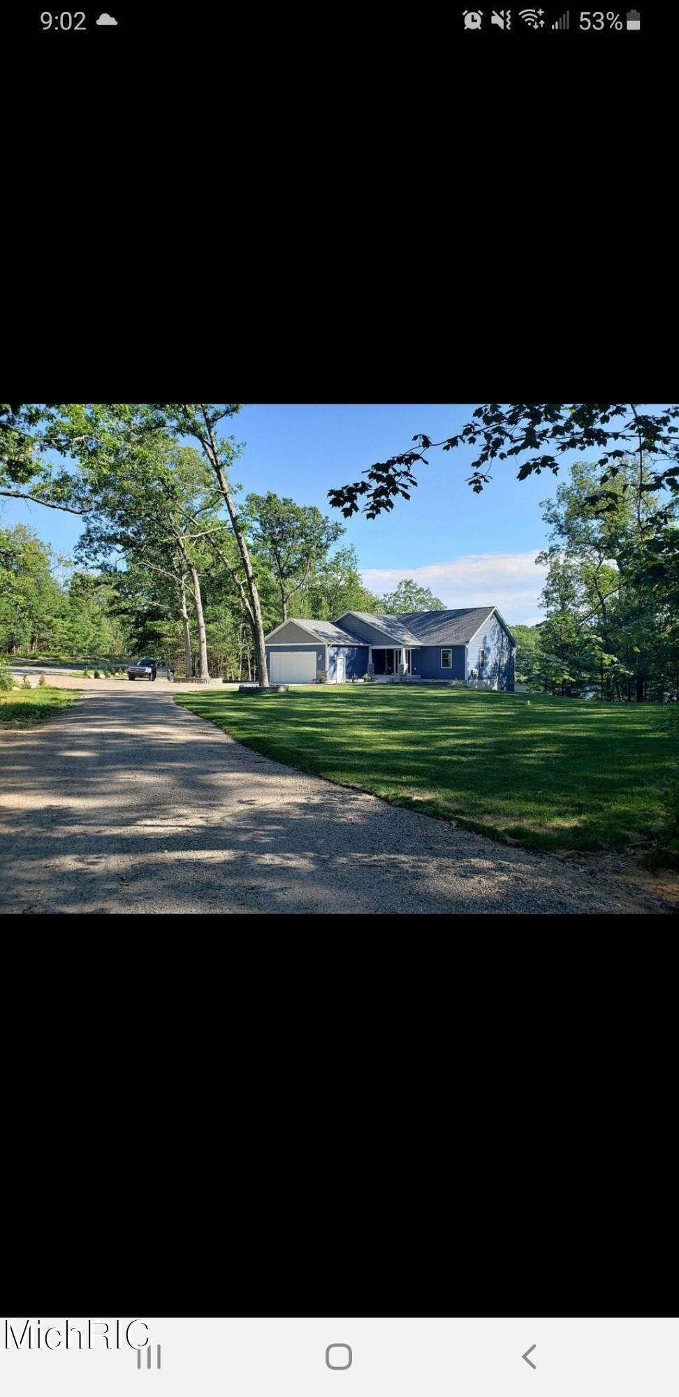 Farm and Ranch Properties por un Venta en Rothbury, Michigan Estados Unidos