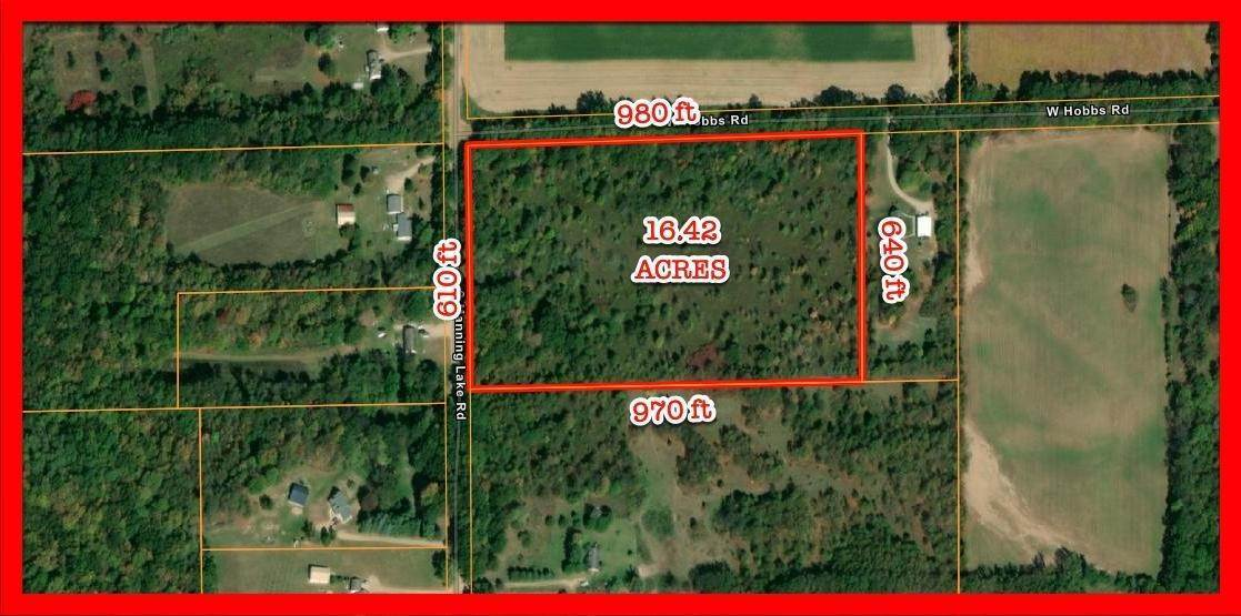 Terreno por un Venta en Lot 1 Hobbs Delton, Michigan 49046 Estados Unidos