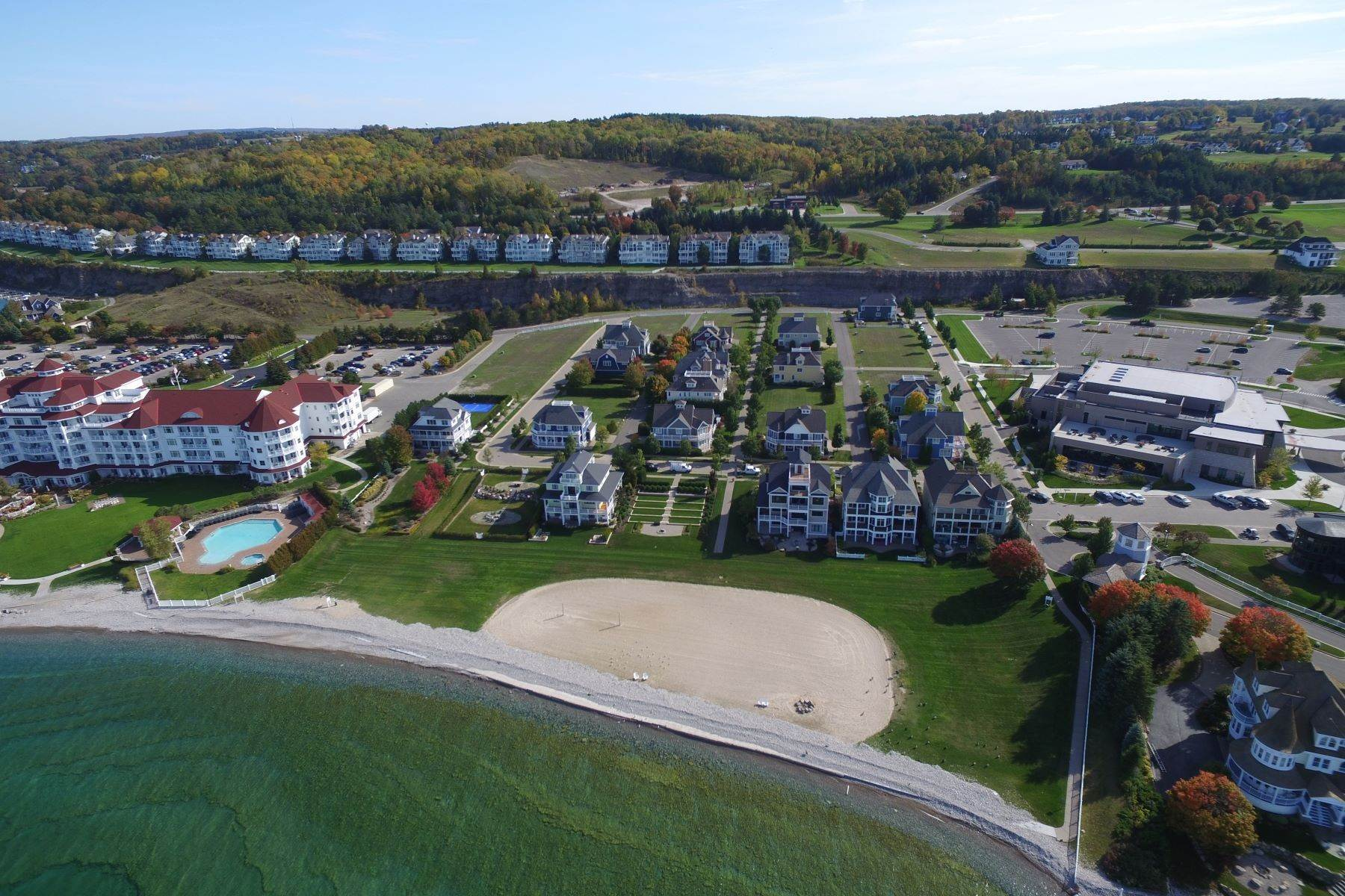 Land for Sale at Village Beach homesite 773 Sunset Way Bay Harbor, Michigan 49770 United States