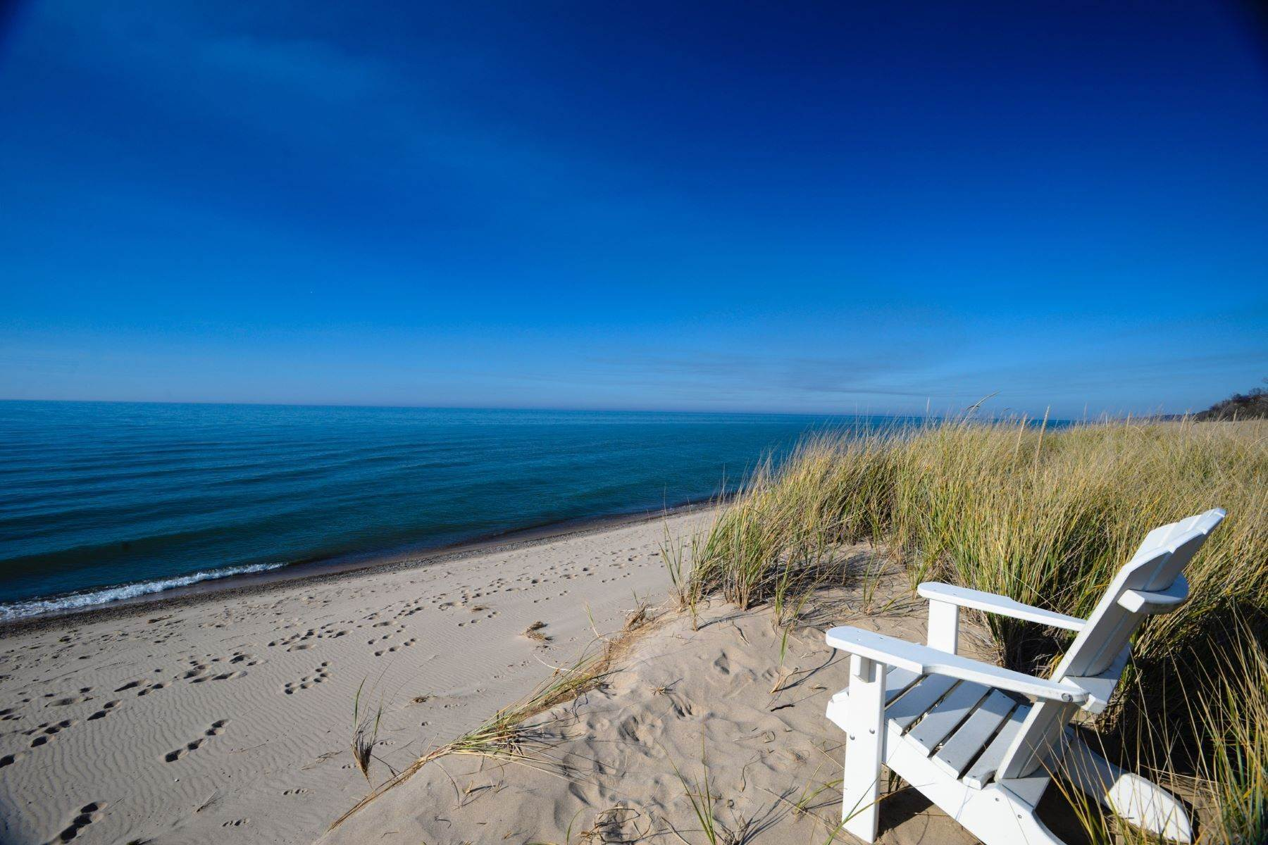 Land for Sale at Timeless Views On Stunning Lake Michigan Property Lot 3 Saugatuck Beach Road Saugatuck, Michigan 49453 United States